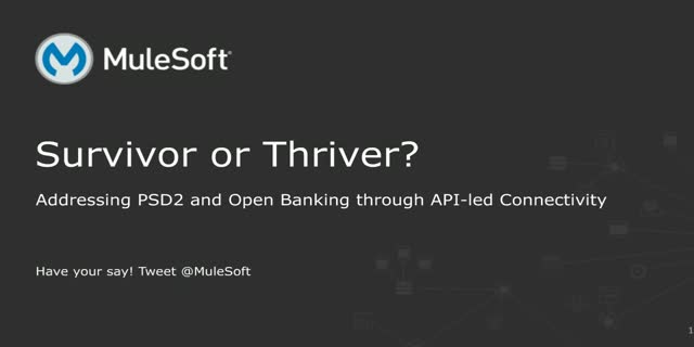 Survivor or thriver? Addressing PSD2 and Open Banking