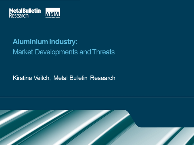 Aluminium Industry: Market Developments and Threats