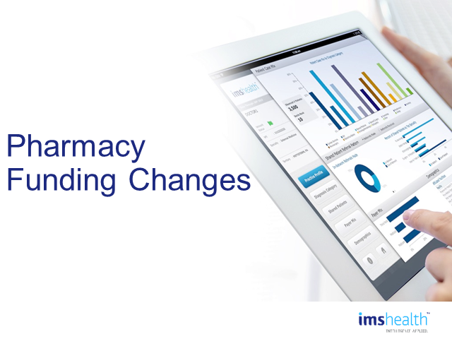 What do the upcoming changes to England's pharmacy funding mean?