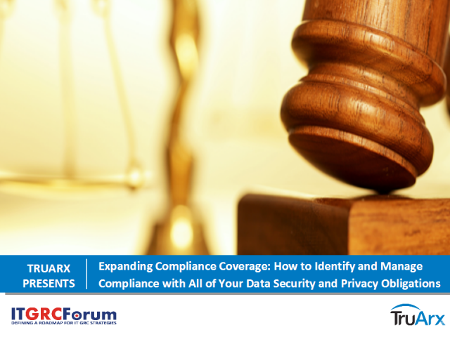 Expand Compliance Coverage: How to Identify and Manage Compliance