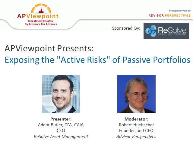 "Exposing the ""Active Risks"" of Passive Portfolios"