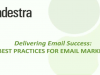 25 Best Practices for Effective Email Marketing