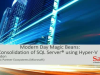 Modern Day Magic Beans: SQL Server® Consolidation using Hyper-V