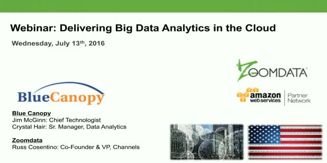 Delivering Big Data Analytics In The Cloud Without The Wait