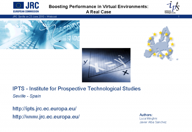 Boosting Performance in Virtual Environments: A Real Case