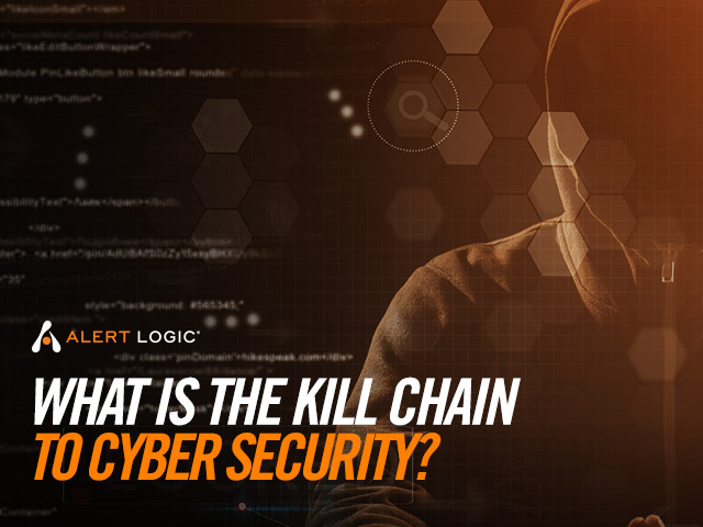 What is the cyber security kill chain?