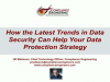 How the Latest Trends in Data Security Can Help Your Data Protection Strategy