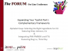 itSMF USA On-Line Conference: Expanding Your Toolkit Part I