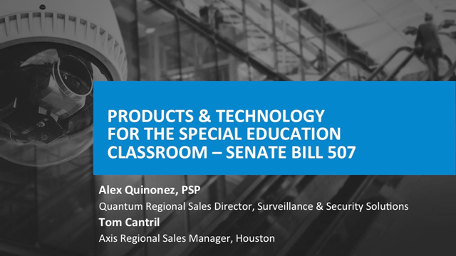 Classroom Surveillance: What You Need to Know About S.B. 507