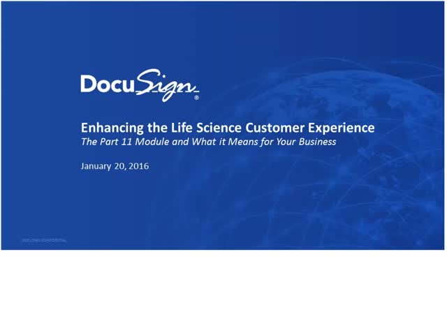 Enhancing the Life Science Customer Experience