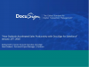 DocuSign for Outbrain- How to Accelerate Sales Productivity with Salesforce