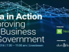 Data in Action: Improving the Business of Government