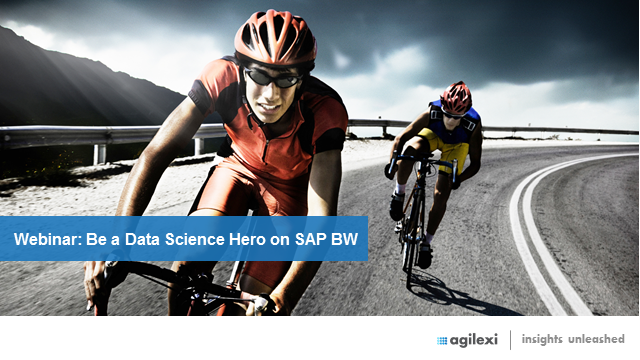 Be a Data Science Hero on SAP BW