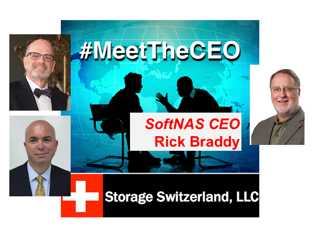 MeetTheCEO: SoftNAS' Rick Braddy