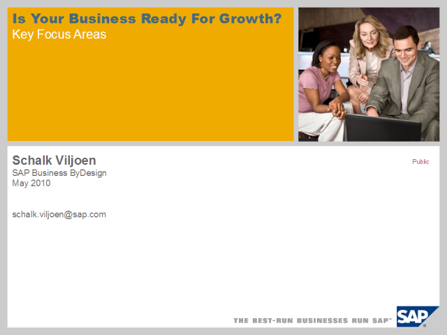 Is Your Business Ready For Growth?