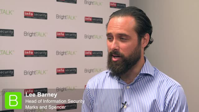 Infosecurity 2016: Cyber Security Lessons for the Retail Sector