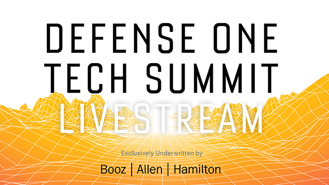 Defense One Tech Summit: Challenges to Connecting