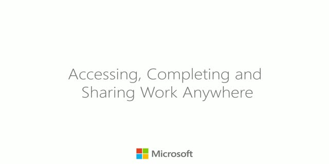 Maintain Remote Workflow Productivity & Data Sharing Across Multiple Devices