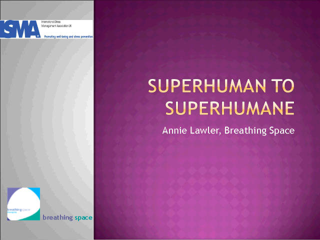 Superhuman to Superhumane