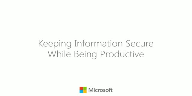 Keeping Information Secure While Being Productive in Finance
