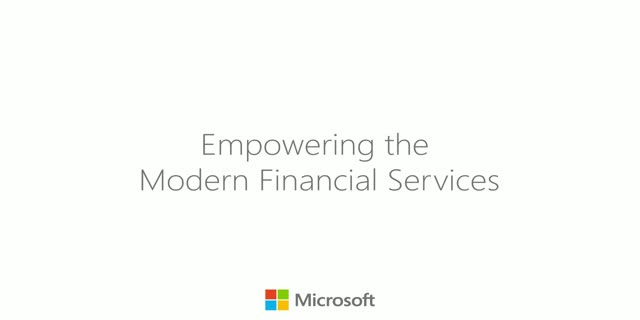 Empowering Modern Financial Services