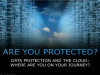 Data Protection and the Cloud - Where are you on the Journey?