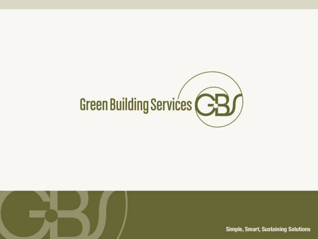 Greening our Architectural Heritage