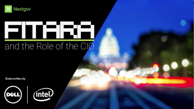 FITARA: and the Role of the CIO