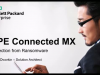 HPE Connected MX: Protection from Ransomware