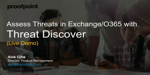 Email Security Peace of Mind with Threat Discover | Live Demo