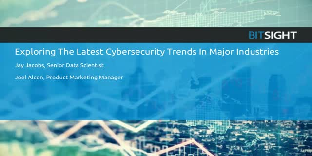 Exploring The Latest Cybersecurity Trends In Major Industries