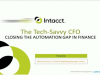 The Tech-Savvy CFO: Closing the Automation Gap in Finance