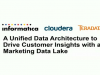 Unified Data Architecture to Drive Customer Insights with a Marketing Data Lake