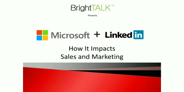 How Microsoft's Purchase of LinkedIn Will Impact Your Sales & Marketing Strategy