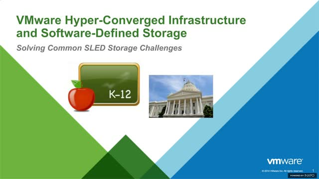 Solving Common SLED Storage Challenges