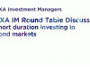 Short duration investing in bond markets – panel discussion