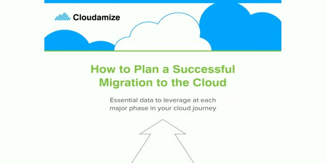 How to Successfully Plan Your Migration to the Cloud