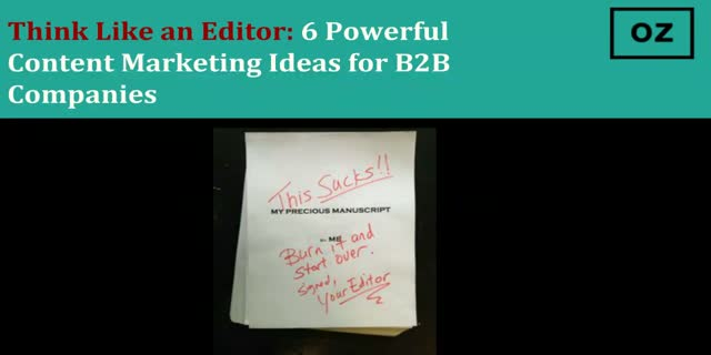 6 Powerful Marketing Ideas for B2B Companies
