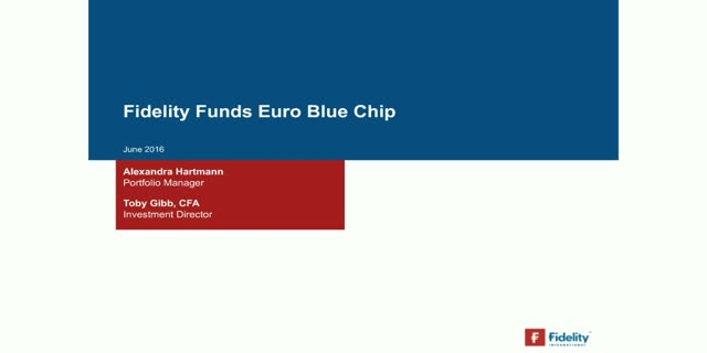 Update: FF Euro Blue Chip