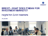 Brexit and its implications for Investment Markets
