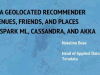 How to build a geolocated recommender using Spark ML, Cassandra and Akka