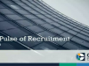 Staffing and Recruiting Pulse of Recruitment Insights