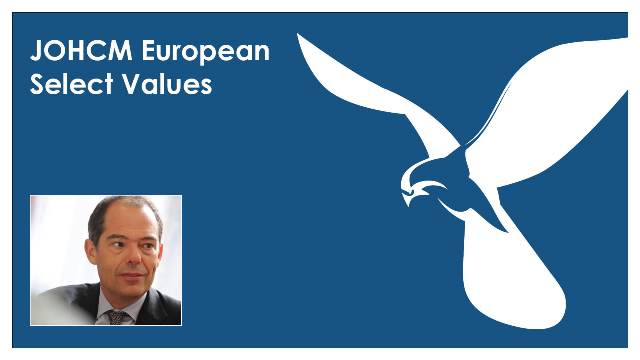JOHCM European Select Values - Q2 2016