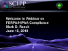 The Harmonization of HIPAA and FERPA Security and Privacy
