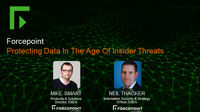 Protecting Data In The Age Of Insider Threats