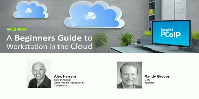 A Beginner's Guide to Workstations in the Cloud