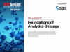 Foundations of Analytics Strategy