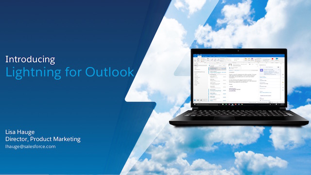 Introducing Lightning for Outlook