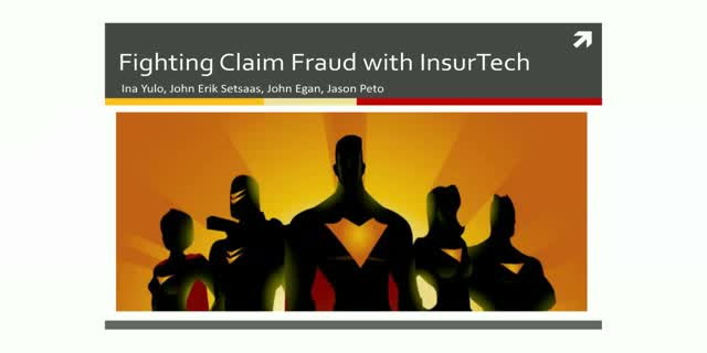 Fighting Claim Fraud with InsurTech