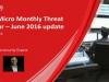 Monthly Threat Webinar Series: June 2016 – Exploit Kits
